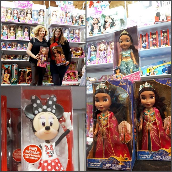 Getter Consumer Showcasing Toys for Passover