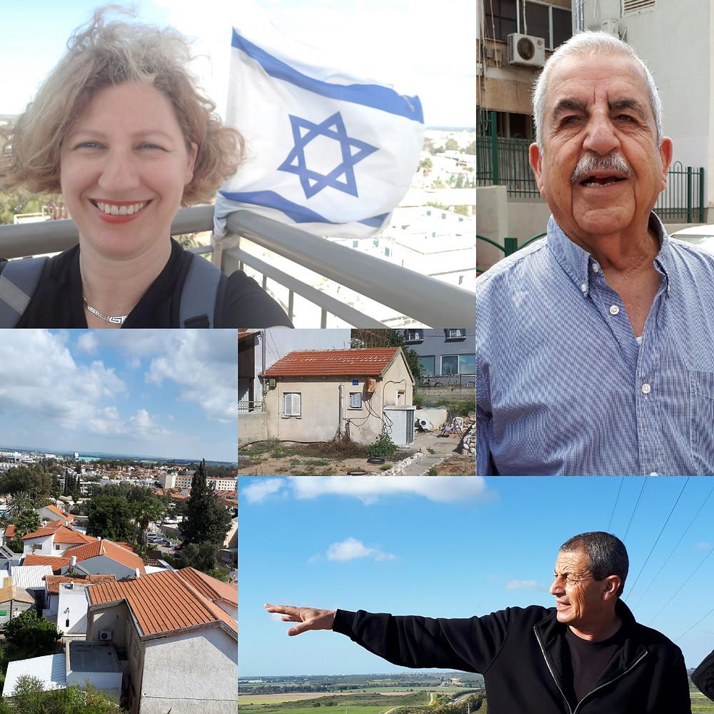 A Historic Tour of Sderot