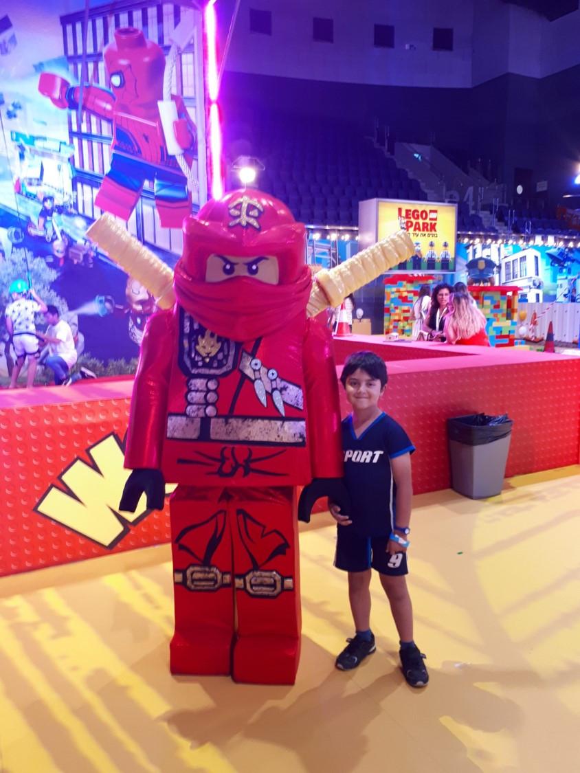 Lego Park Holon