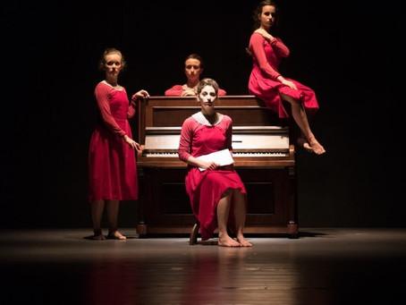 Fugue: A Ballet for Hanukkah