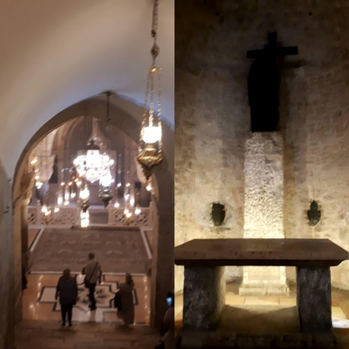 Chapel of St. Helena and Chapel of the Invention of the Holy Cross, Jerusalem