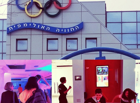 Tel-Aviv: The Olympic Experience