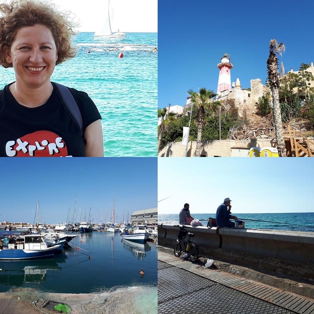 The Jaffa Port Boardwalk