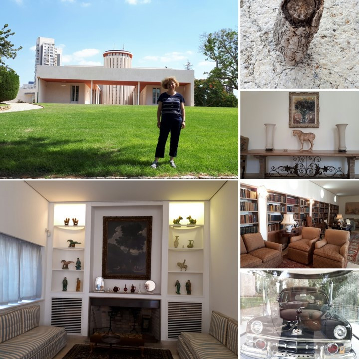 First President Chaim Weizmann's House, Rehovot