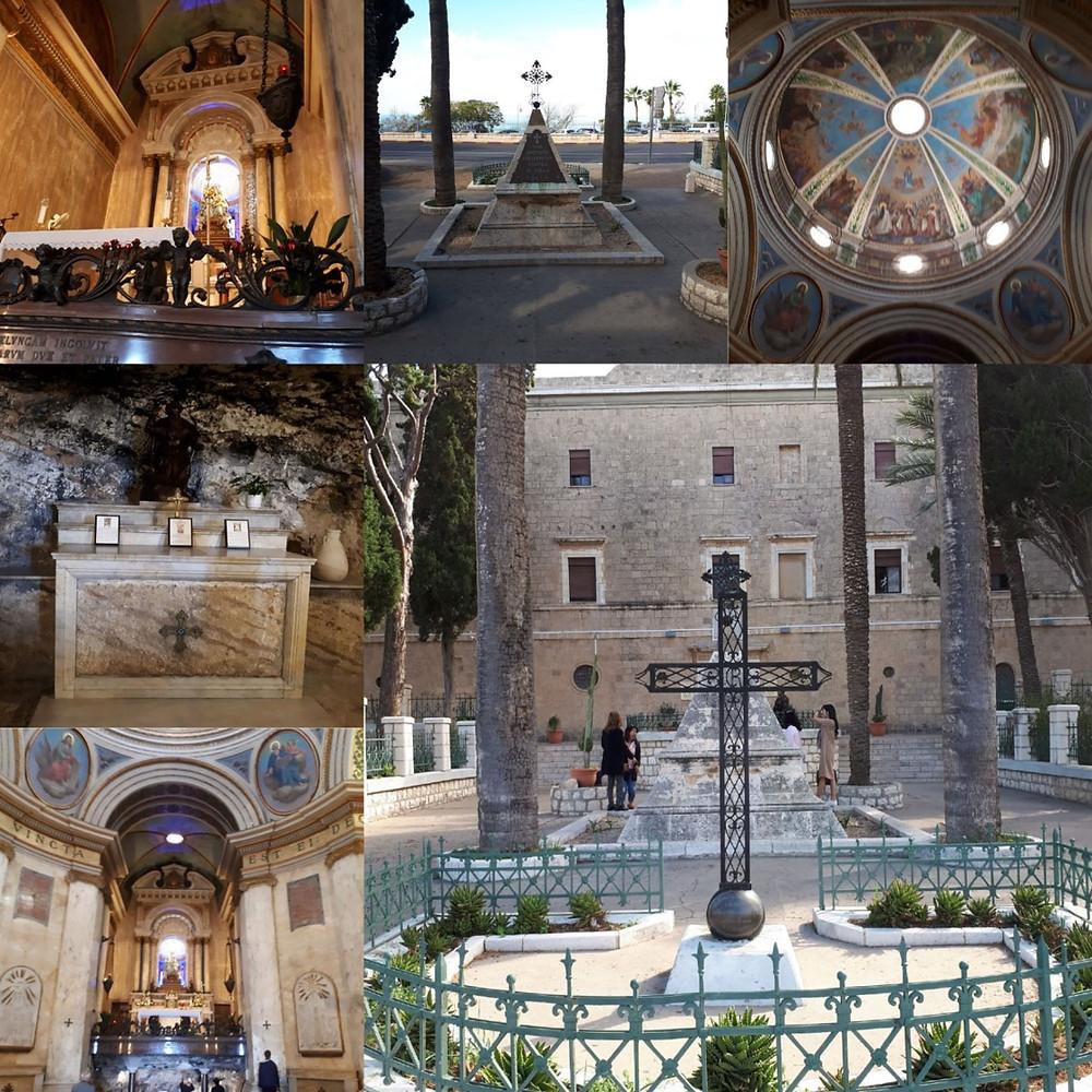 Stella Maris Lighthouse and Carmelite Monastery, Haifa