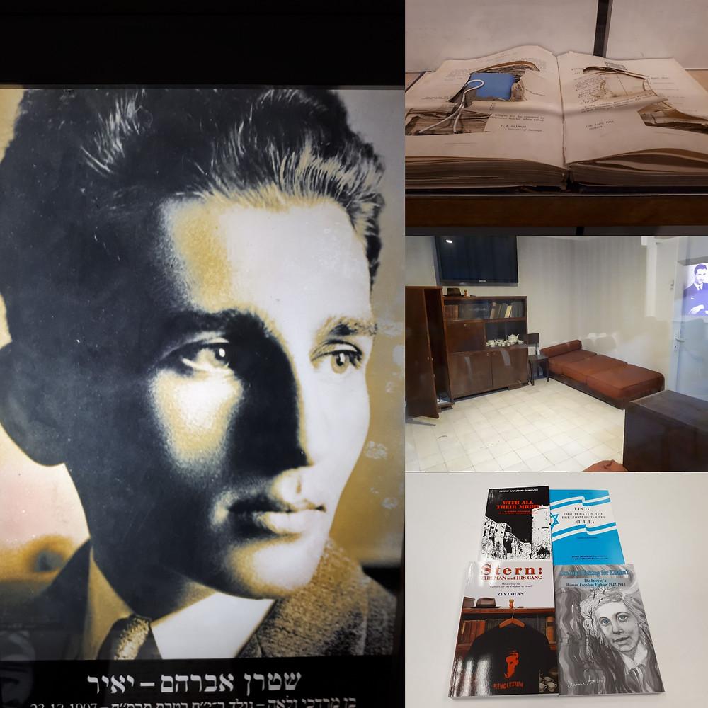 The Lehi Museum, Tel-Aviv