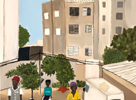 Virtual Tours and A Game for Passover 2020