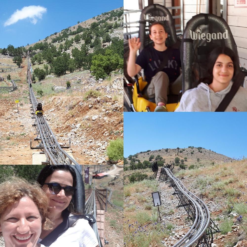 Mount Hermon Mountain Sleds