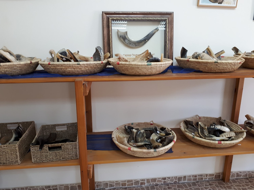 Kol Shofar Factory Tour