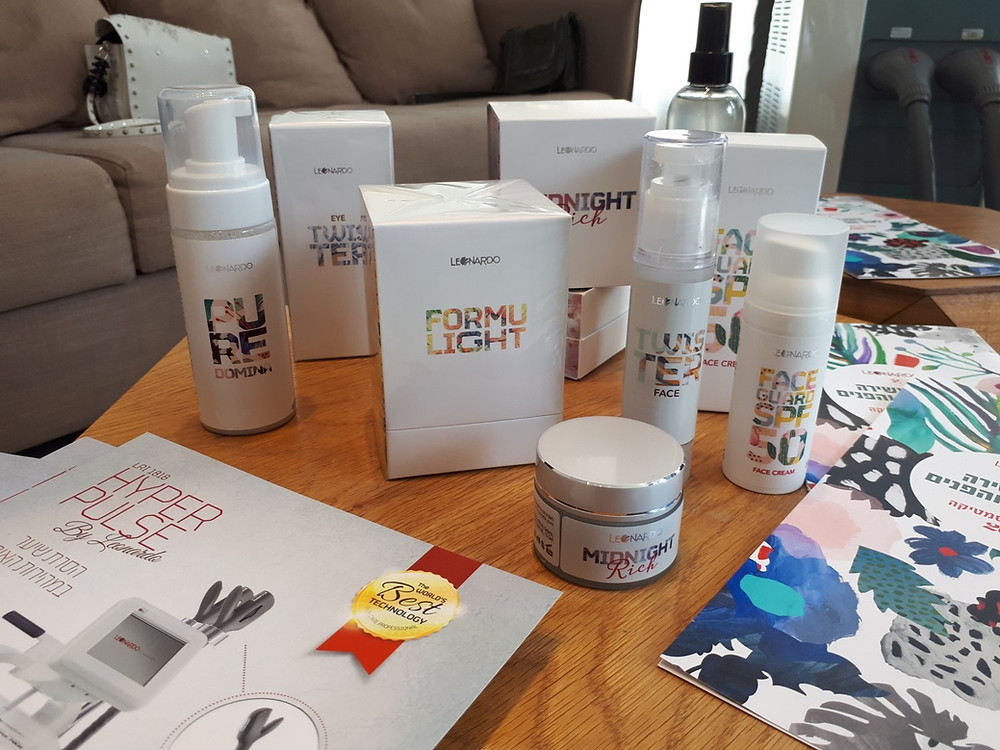 Leonardo Skin Care Group Israel