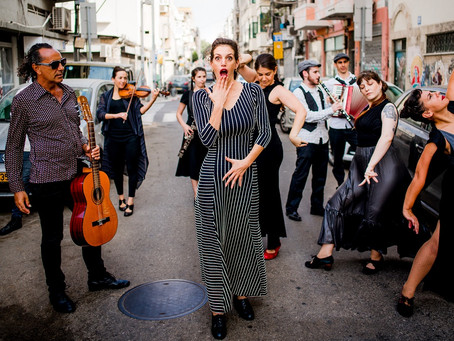 Theater Company Jerusalem: Celebrating the 5th Jewish Festival of Contemporary Culture ONLINE