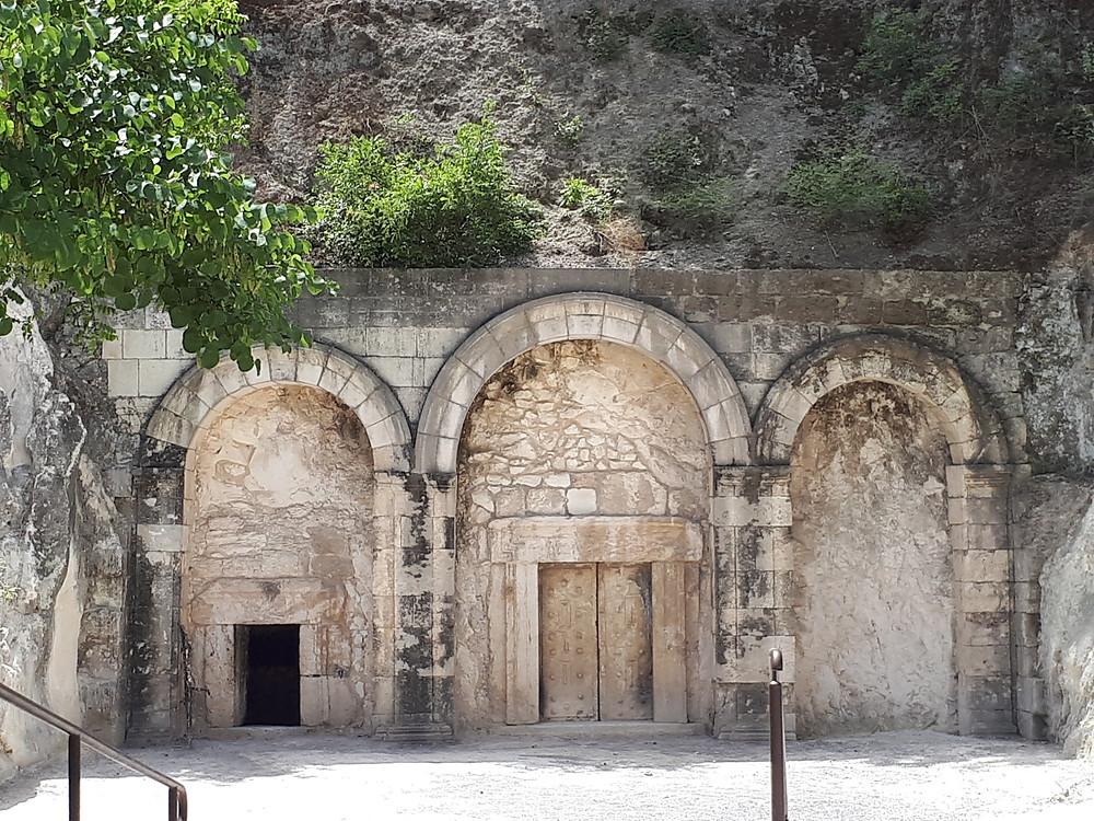 Beit Shearim, Rabbi Yehuda HaNasi Gravesite