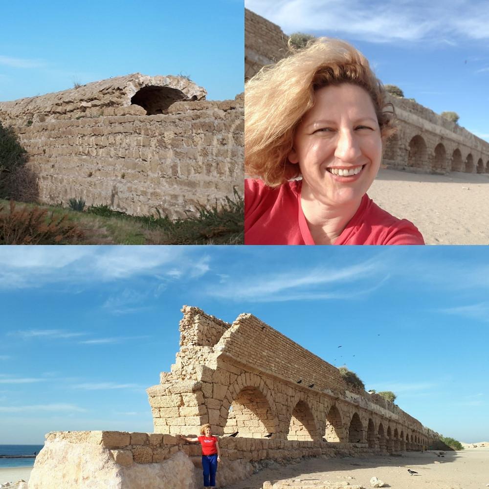 Cesarea Aquaducts