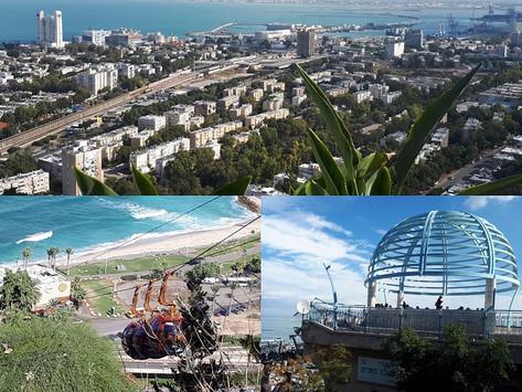 Haifa Bay: A Seafaring Expedition Through Time
