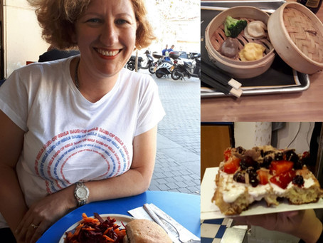 Jerusalem: A Wonderful Food Trip with a Bonus