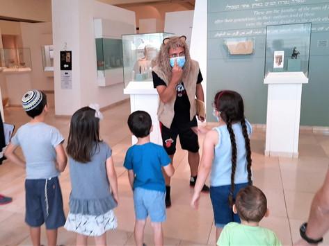 Bible Lands Museum Jerusalem: A Passover Festival & More