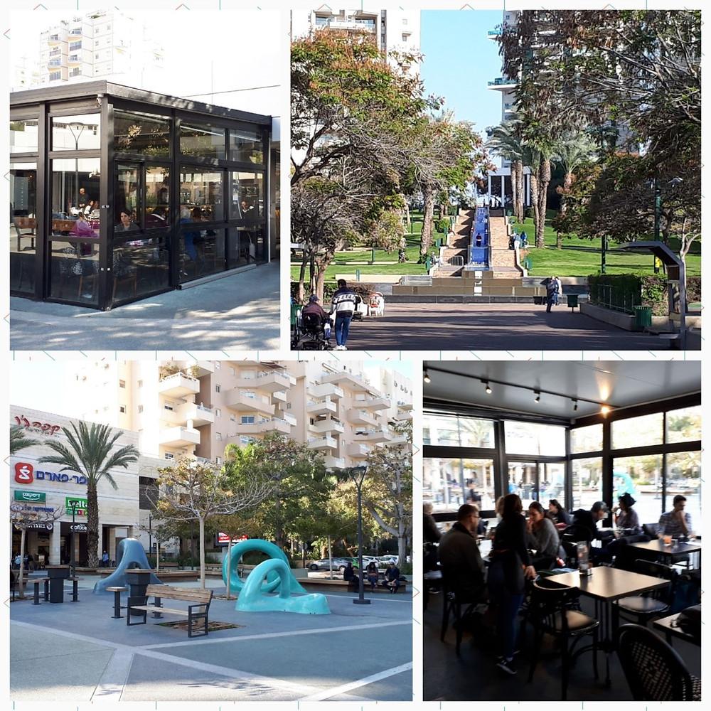 Café Café, Marom Nave, Ramat-Gan