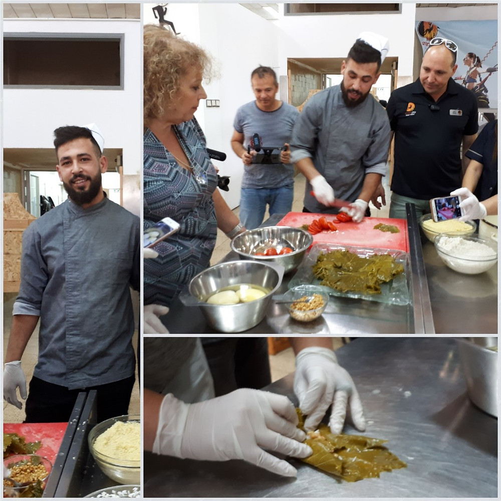 Manara Lodge Chef Raef Workshop