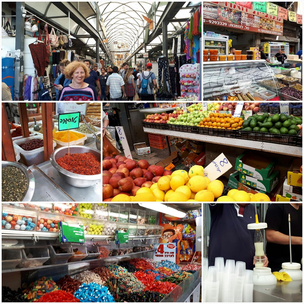 The Ramla Market