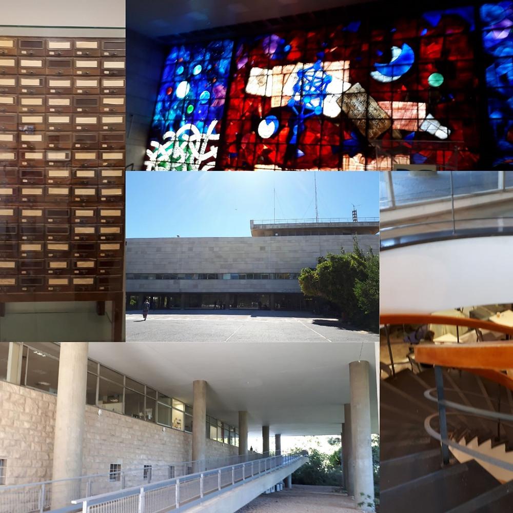 The National Library, Jerusalem