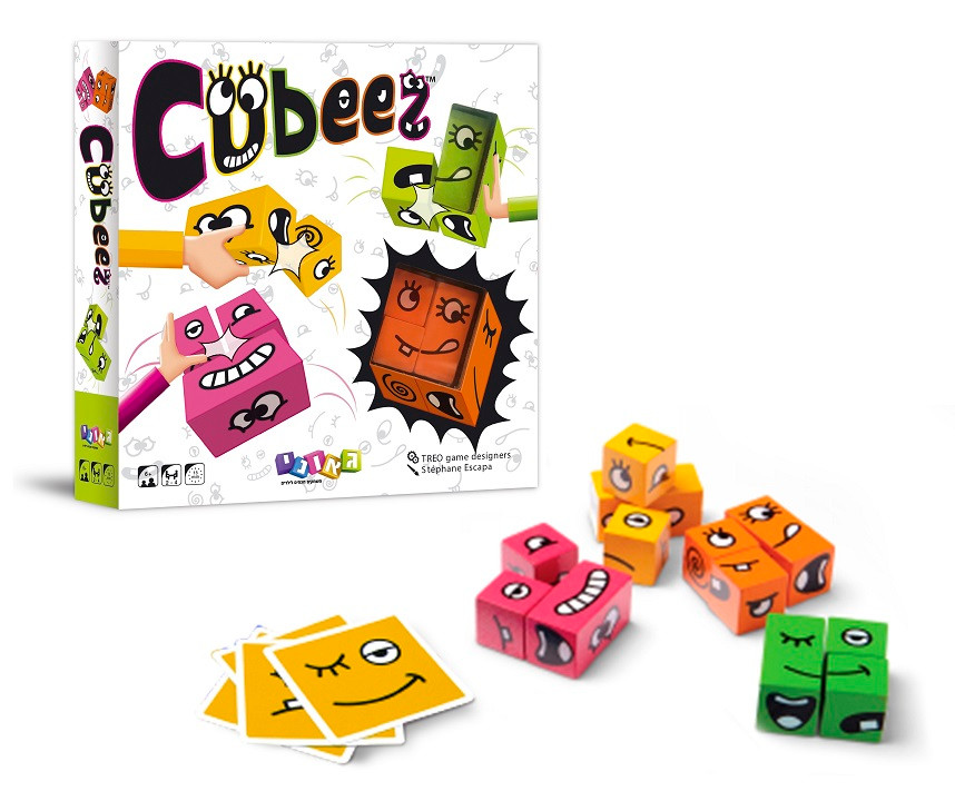 Cubeez by Geoni