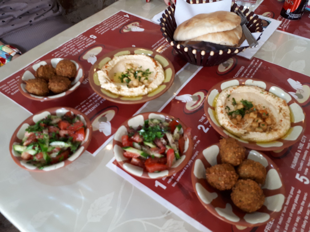 Tala Hummus and Falafel, Jerusalem
