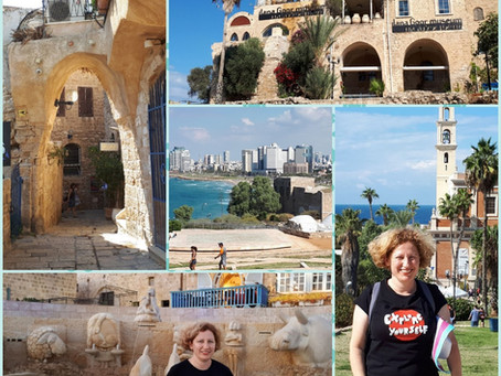 Sun Kissed Tel-Aviv-Jaffa