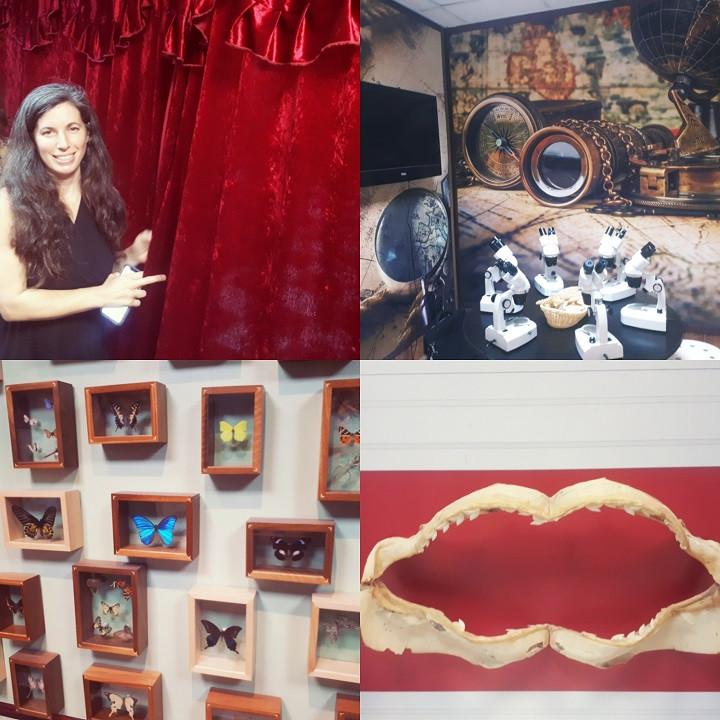 The Plaot Room at Nitzana