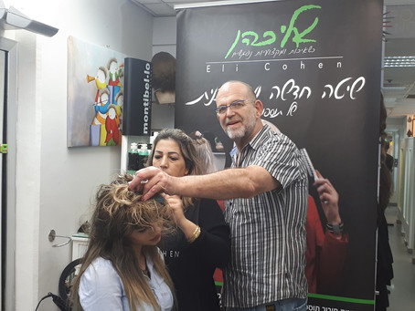 Eli Cohen: Presenting an Advanced Method for Hair Extensions