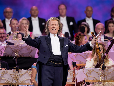 Tel-Aviv: André Rieu and his Johann Strauss Orchestra