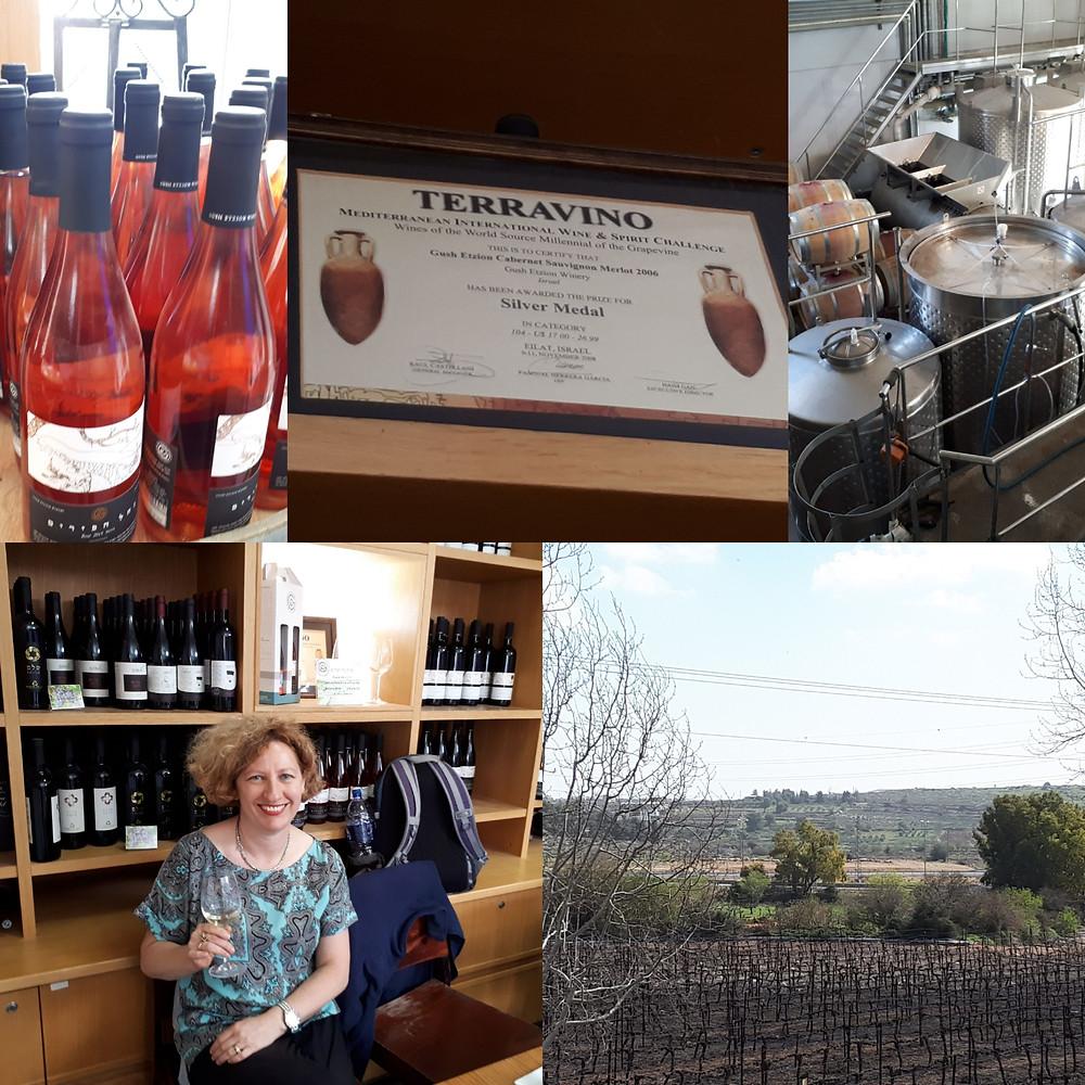 Gush Etzion Winery