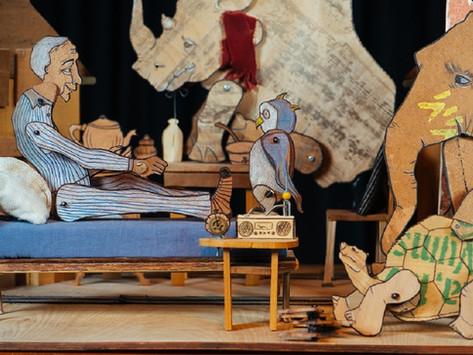Jerusalem: The 28th Puppet Festival
