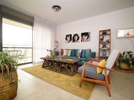 Ra'anana: A Long Term Rental Project Called 'Rubinstein on the Park'