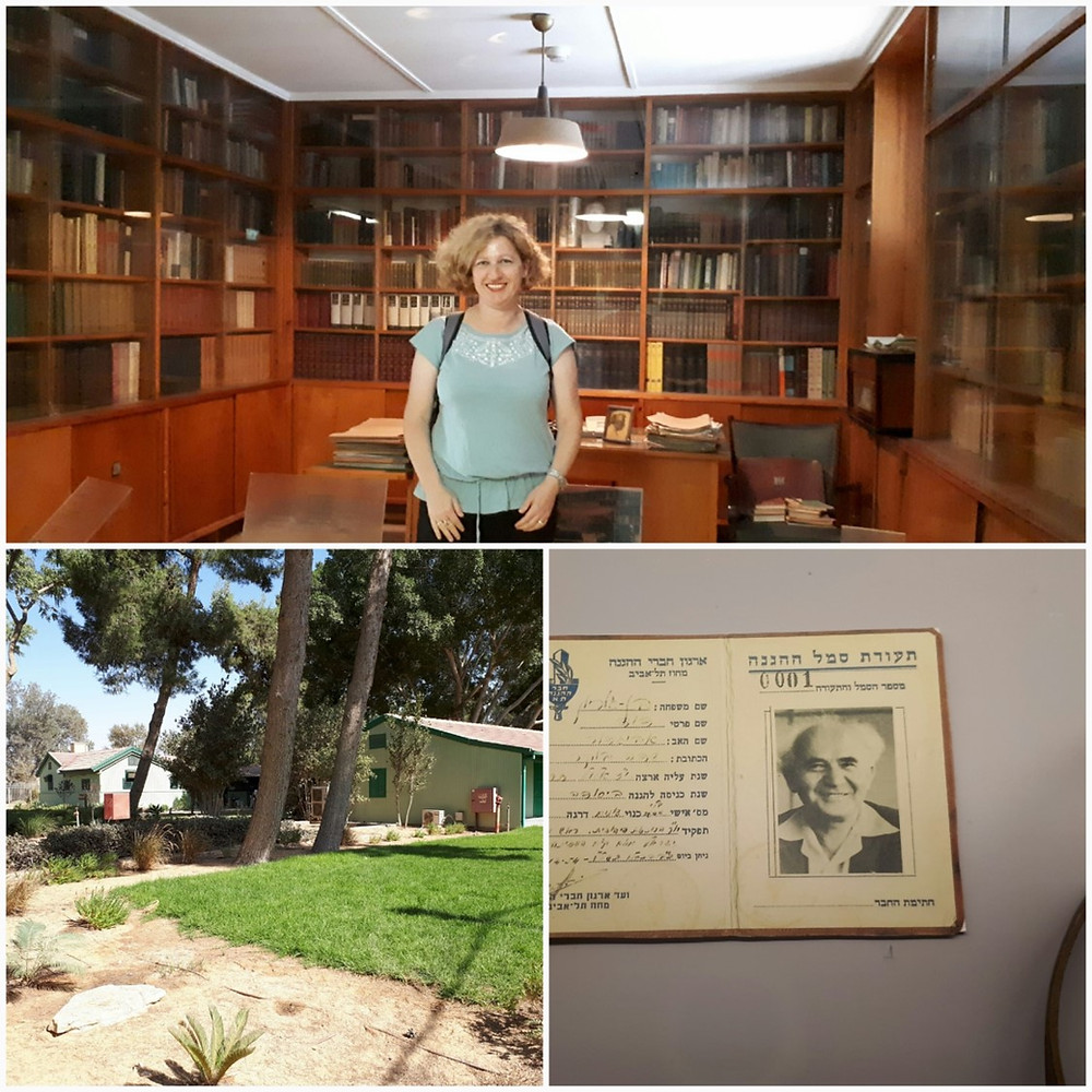 First Prime Minister, David Ben-Gurion's Desert Home, Sde Boker
