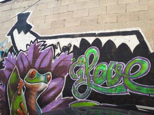 Graffiti Tel-Aviv