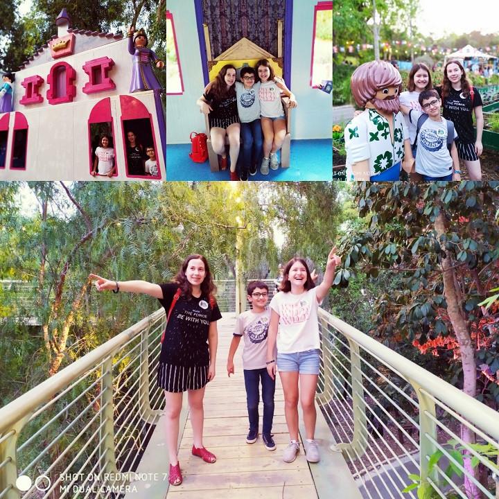 "Jerusalem Botanical Gardens: Hosting Playmobil's ""Journey Around the World"""