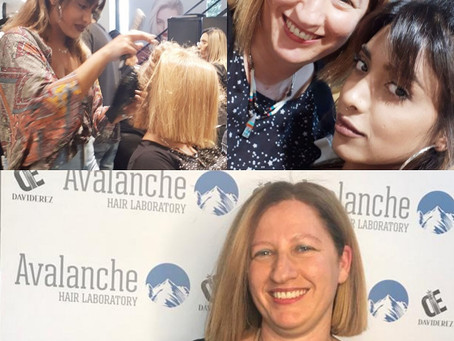 Avalanche: Launching Summer 2019 with Leading Hair Designers Erez and David