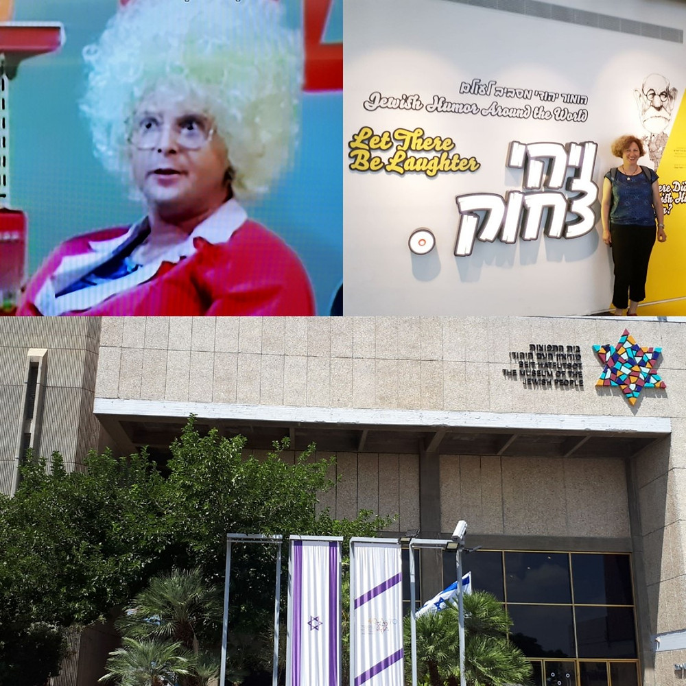 Beit Hatfutsot, Tel-Aviv, Let There Be Laughter