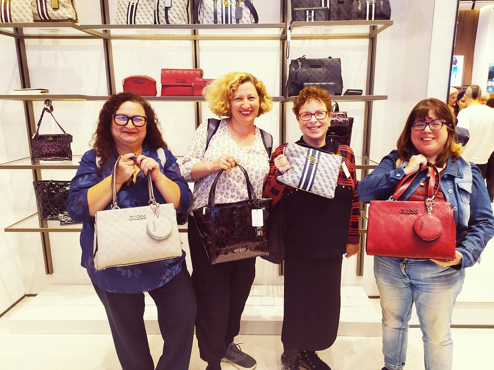 GUESS: Launching its Flagship Store in the TLV Fashion Mall
