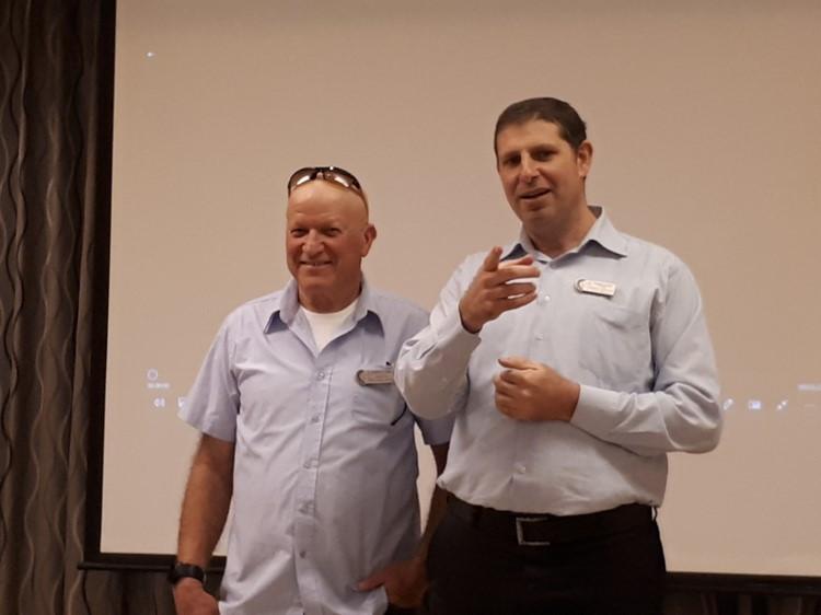 Kibbutz Lavi Welcome
