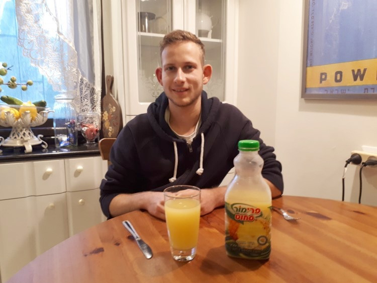 Primor's 100% Naturally Squeezed Pineapple Juice