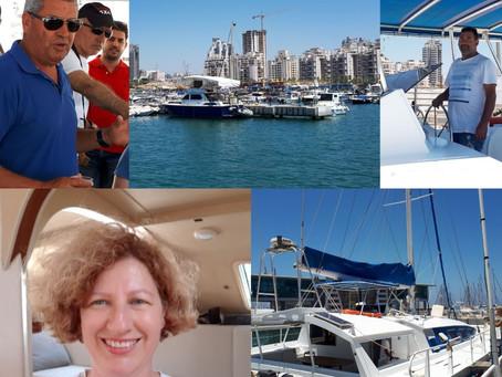 Ashdod: Seaside Appetites