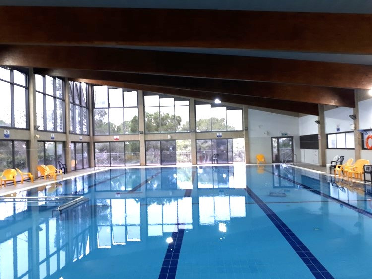 Kibbutz Lavi Pool