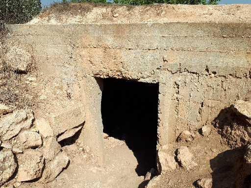 HaMasrek Reserve Bunkers