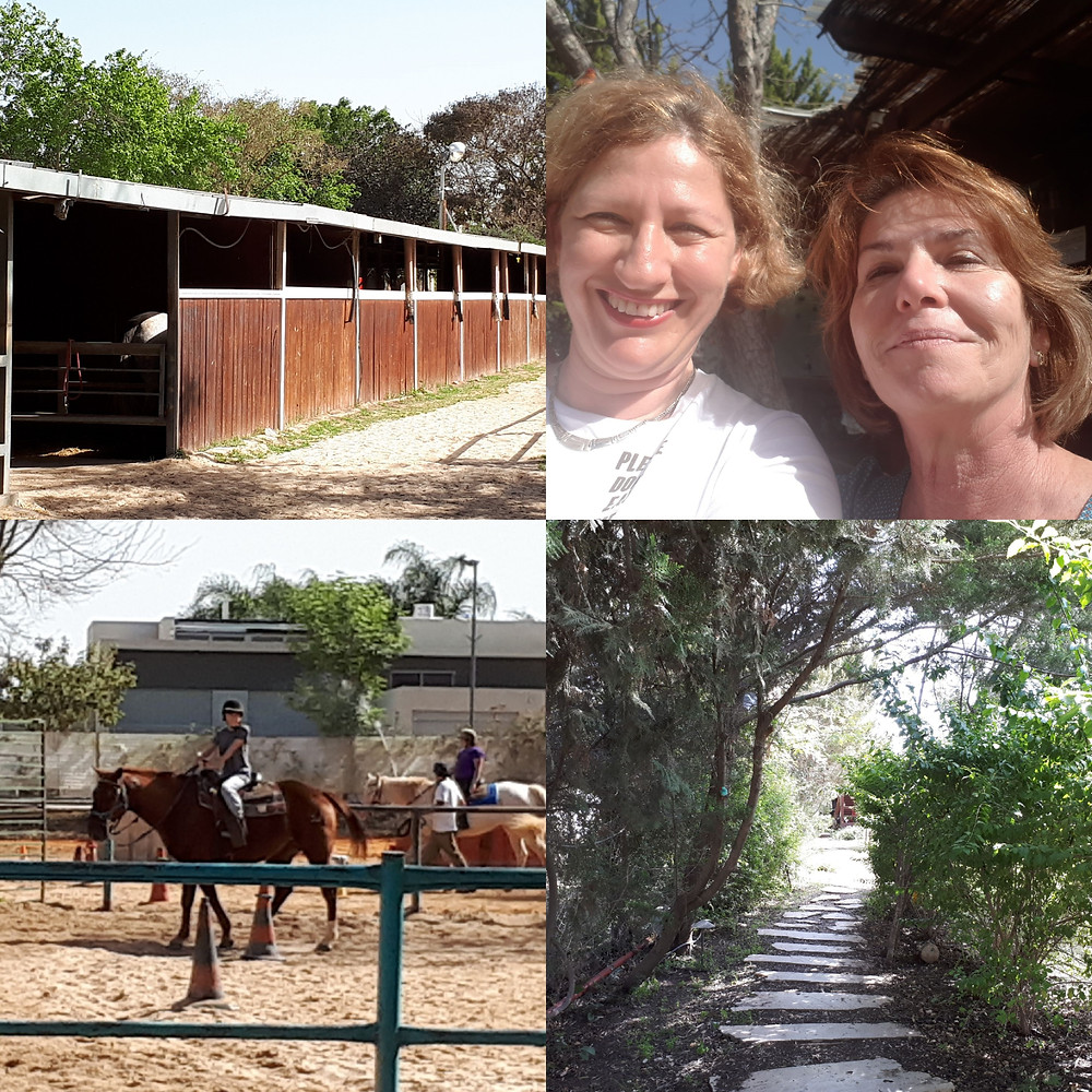 Susim Bakfar, Kfar Sirkin Horse Ranch for Children with Special Needs