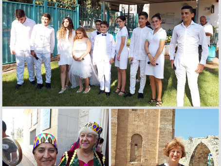 A Preview on the Sukkot Festival 'Ramla Ir Olam 2'