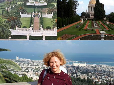 An Aesthetic Trip to Haifa