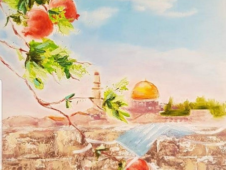 "UNITY ART: Exhibiting ""Aliyah Stories"""
