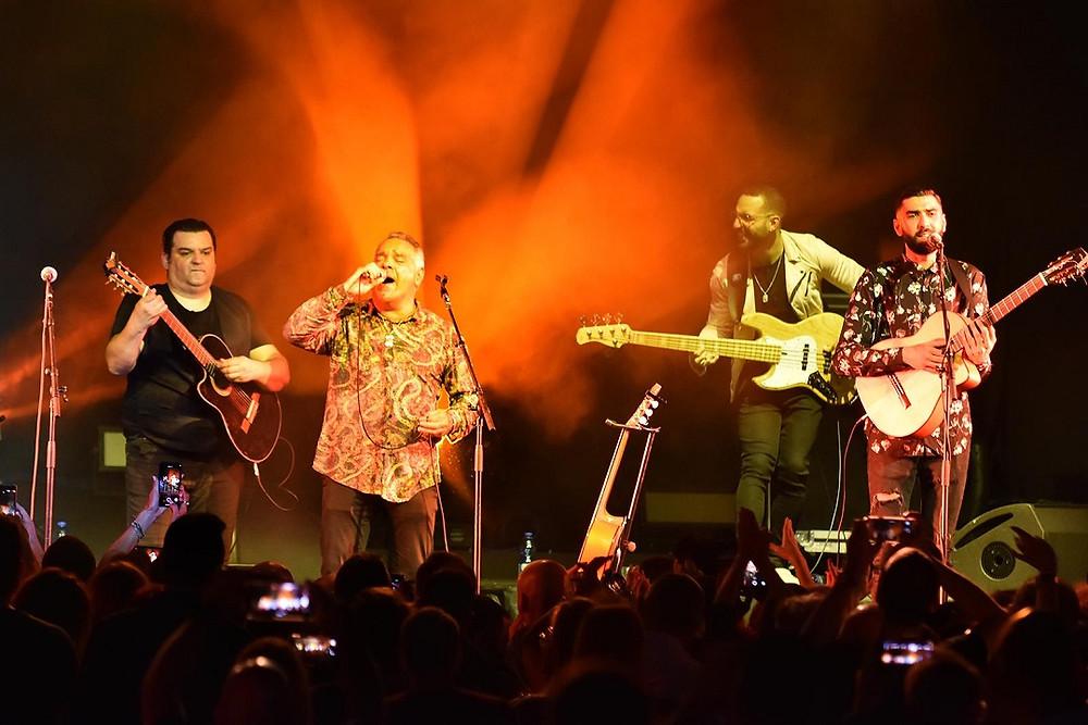 The Gipsy Kings Host Shlomi Shabbat in their Spanish Celebration