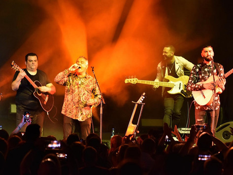 The Gipsy Kings Host Shlomi Shabat in their Spanish Celebration